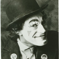 gino cumeezi, outlaw clown & provocateur