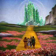 on turning 60, or following the yellow brick road