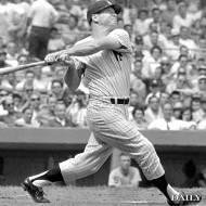 childhood heroes, part 1, mickey mantle