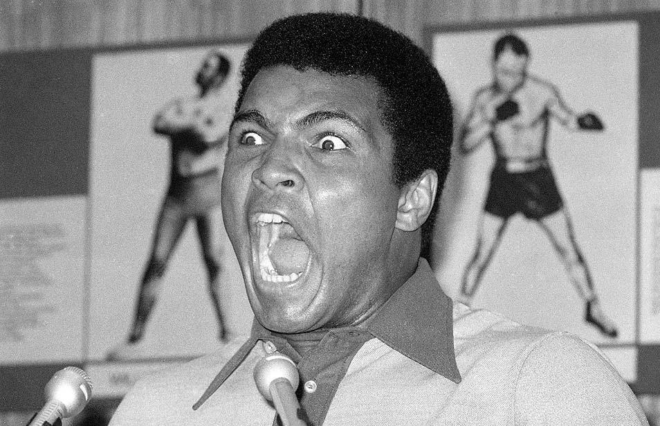 Childhood Heroes, Part 2, Cassius Clay aka Muhammad Ali