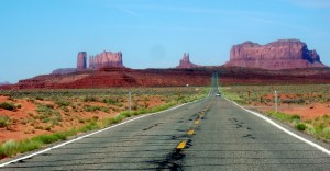 monument valley.road