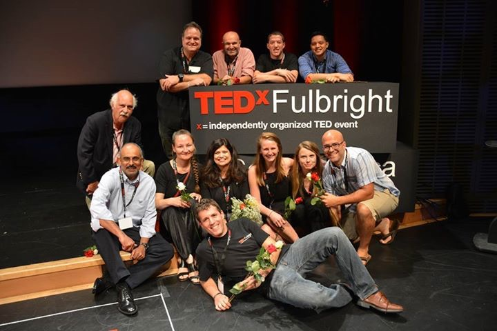TEDxFulbright 2015 in LA, Sept 26 @ the Broad Stage