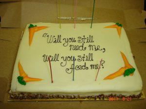 64.Cake
